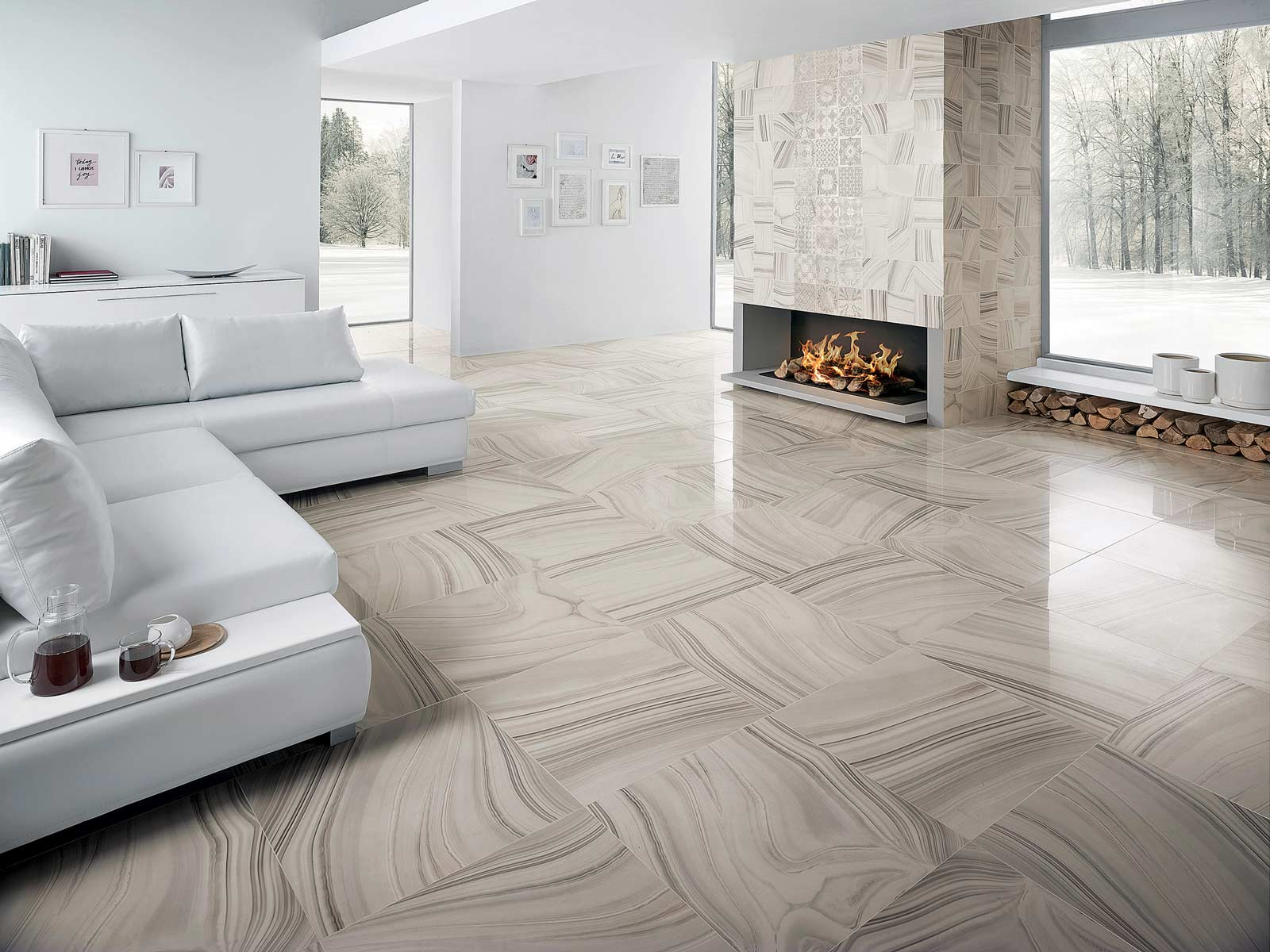 Retail store with tile floors tf andrew carpet one flooring stores dailygadgetfo Gallery