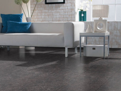 Luxury Vinyl Tile emulates Hardwood