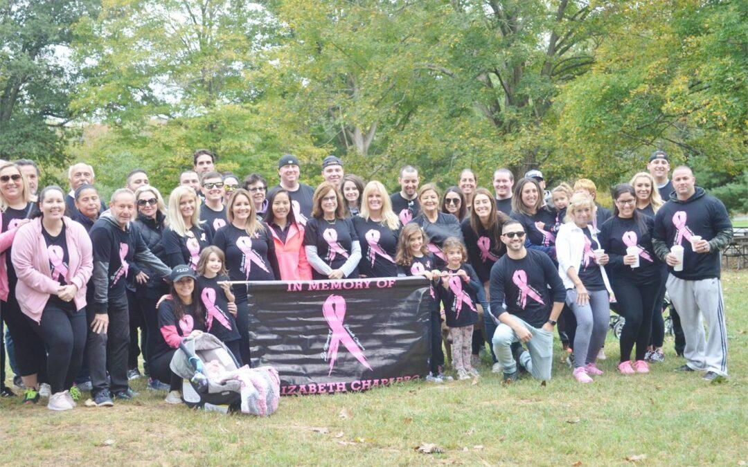"Annual Breast Cancer Walk ""In Memory of Elizabeth Chaparro"""