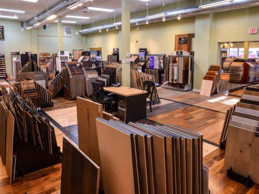 Woodroom at Elmsford Showroom